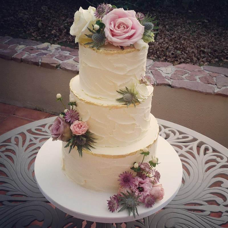 Buttercream Wedding Cakes.Buttercream Finish Wedding Cakes Cakes By Dawn