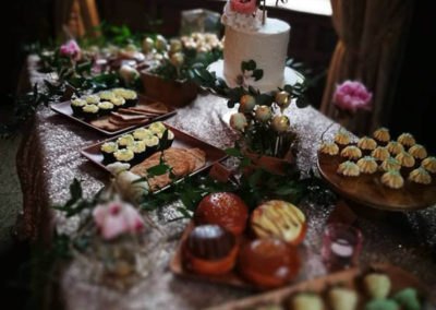 Irish Themed Dessert table