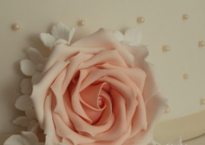 Handmade Sugar Rose