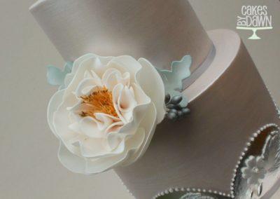 Handmade Sugar Fantasy Flower